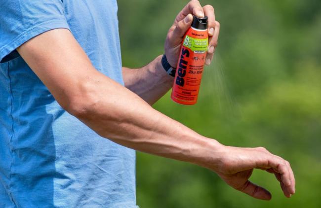 Applying Ben's Eco-Spray