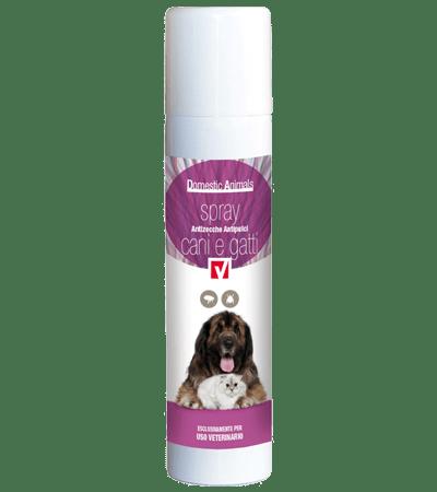 domestic animals spray