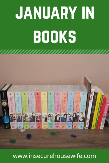 Sharing my thoughts on the books that I read in January 2019.