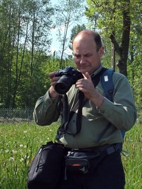 Czarek Bystrowski – specjalista od Tachinidae