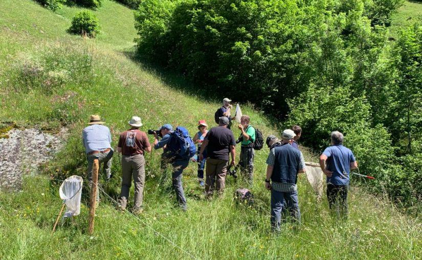 EVB-Sommerausflug 2019 nach Burglauenen