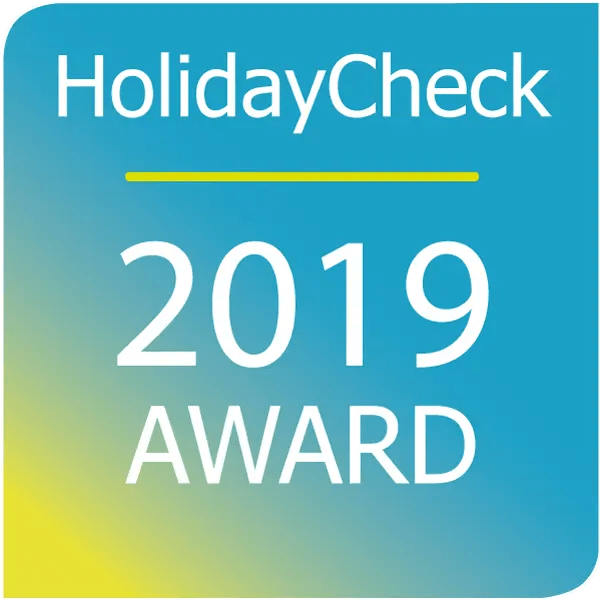 holidaycheck award 2019