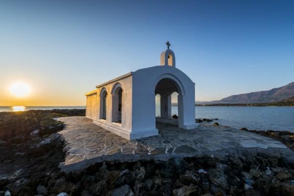 Städte auf Kreta Georgioupolis