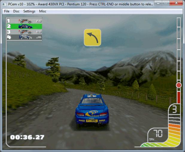 pcem emulator
