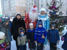 """Новогодние представления """"Пёс Барбос и Дед Мороз"""""""