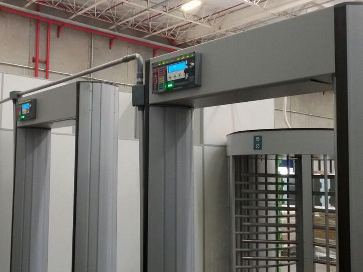 Detectores de Metais e a Prevenção de Furtos Na Indústrias e Comércio