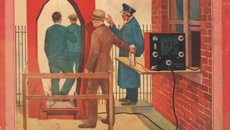 Como Surgiram os Portais Detectores de Metais?
