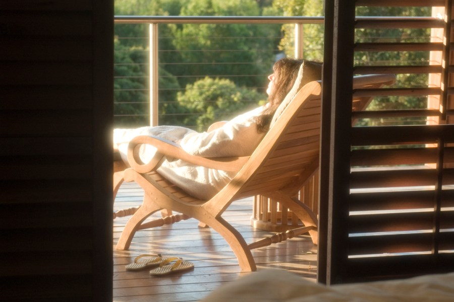 GWINGANNA LIFESTYLE RETREAT HELPING TO REDUCE HIGH LEVELS OF STRESS