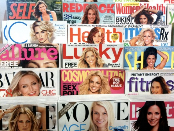 Magazines and Body Image