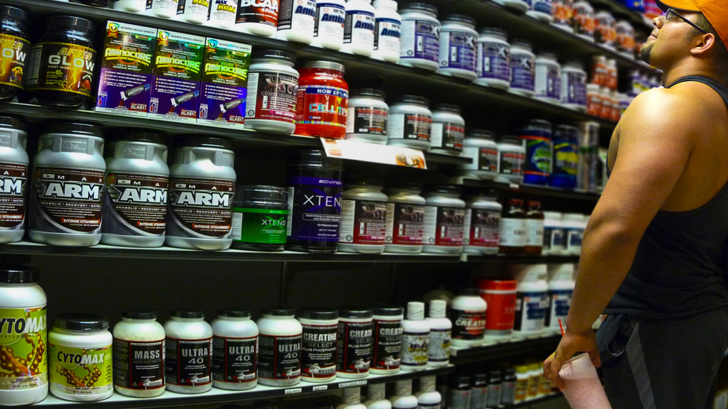 Searching for Supplements