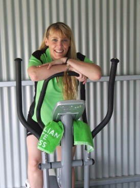 InShape NewsFlash Editor-In-Chief Tricia Leanne Snell