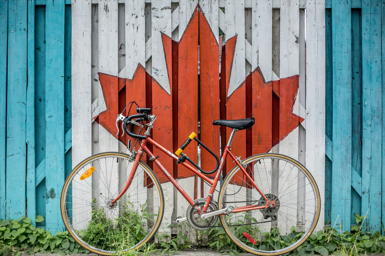 9 Super Places To Cycle In Canada