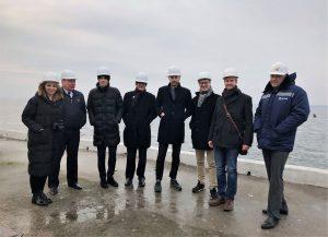 Николаевский порт «Ольвия» посетили очередные ...