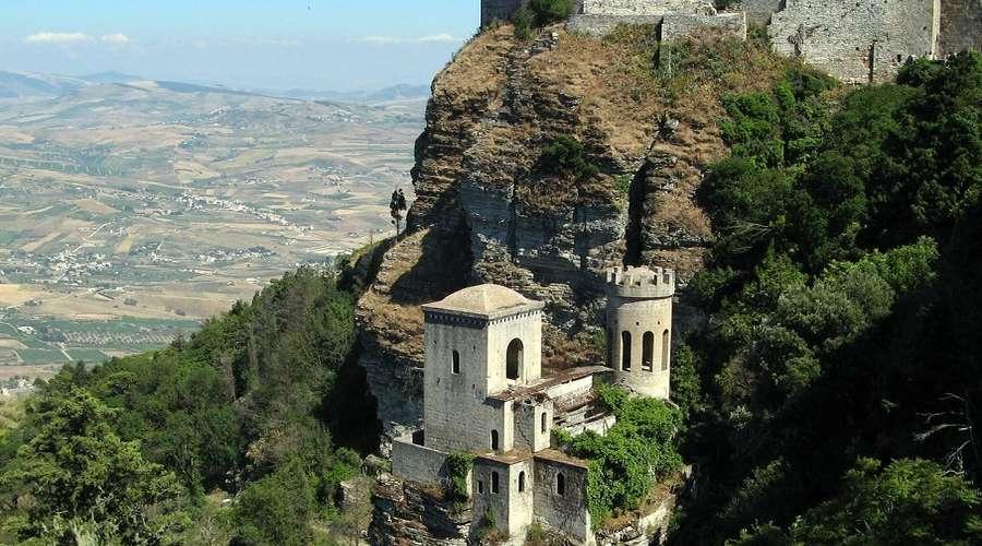 tour sicilia, erice