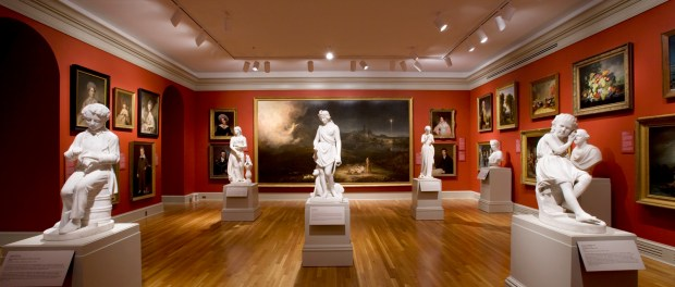 Brock Gallery- Foto: Chrysler Museum of Art