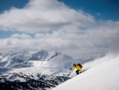 Ske fahren im Sunshine Village. - Foto: Lake Louise Tourism