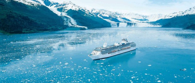 CoralPrincess in Alaska. - Foto: Princess Cruises