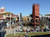 Downtown Container Park. - Foto: Las Vegas News Bureau