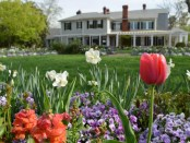 Lewis Ginter Bloemendaal House in Richmond. - Foto: Capital Region USA