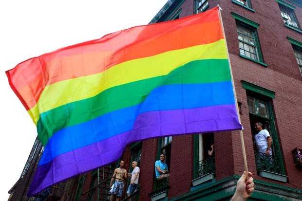LGBT Pride Parade in New York. - Foto: Joe Buglewicz/NYCgo