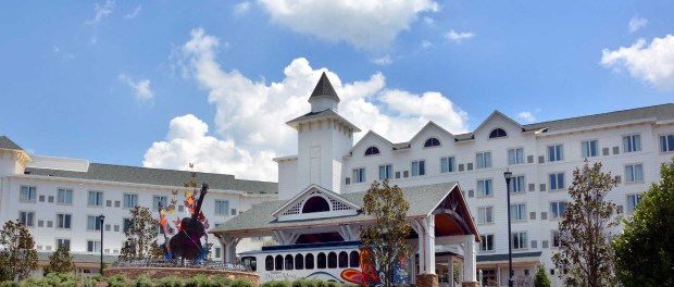 Dollywood's DreamMore Resort in Pigeon Forge Tennessee. - Foto: Tennessee Tourism
