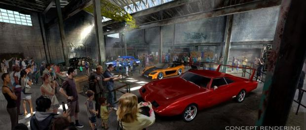 Fast & Furious Supercharged. - Foto: Universal Orlando Resort.