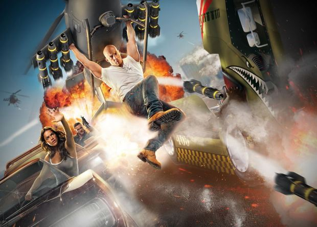 Fast & Furious Supercharged. - Foto: Universal Orlando Resort