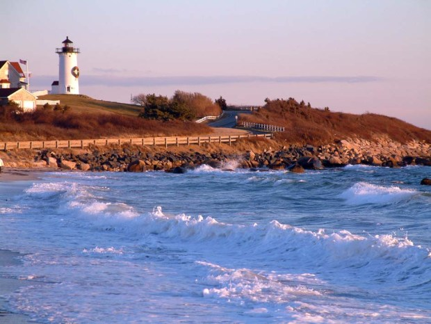 Die wild-romantische Halbinsel Cape Cod, Massachusetts. - Foto: Cape Cod Chamber of Commerce