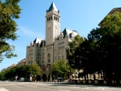 Old Post Office Pavilion in Washington, DC. - Foto: Capital Region USA