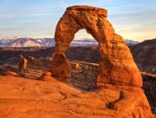 Delicate Arch im Arches Nationalpark von Utah. - Foto: Utah Office Of Tourism