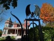 Das Haus von Stephen King. - Foto: Maine Office of Tourism