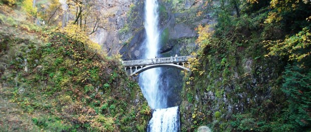Multnomah Falls in Oregon. - Foto: TravelOregon