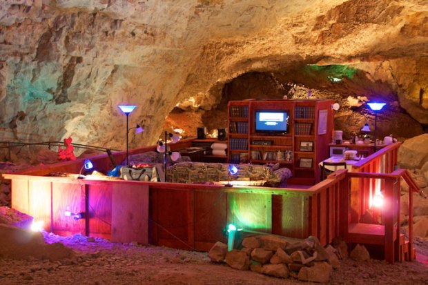 Entlang der Route 66 liegen The Grand Canyon Caverns. - Foto: Arizona Office Of Tourism