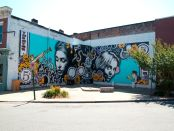 Street Art in Richmond. - Foto: Visit Richmond