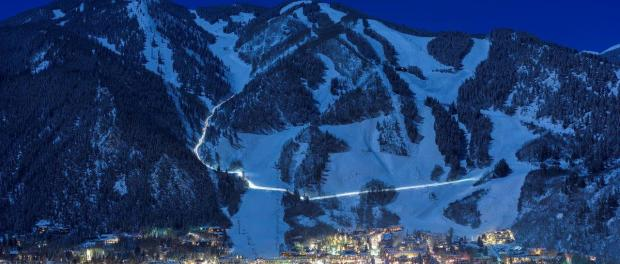 Aspen in den Rocky Mountains – legendärer Skiort mit grüner Power. - Foto: Daniel Bayer