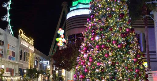 The LINQ Parade in Las Vegas. - Foto: LVCVB