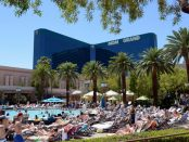 Pools in Las Vegas. - Foto: LVCVB