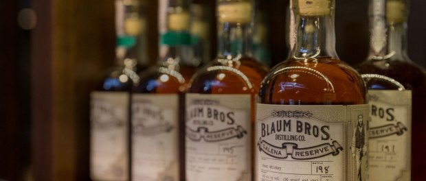 Whiskey von den Blaum Brothers. - Foto: Illinois Office of Tourism