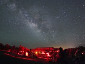 Star Party im Grand Canyon. - Foto: Arizona Office of Tourism