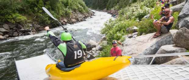 North Fork Championships. - Foto: Idaho Tourism