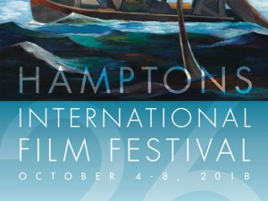 HIFF Poster. - Copyright: 2018 Hamptons Arts Hub LLC