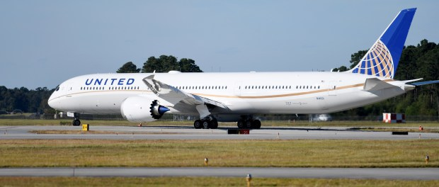 United Airlines nimmt die Boeing 787-10 (Dreamliner) in die Flotte auf. - Foto: United Airlines
