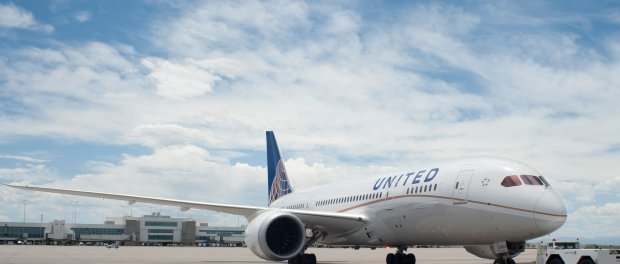 United Airlines am Denver International Airport. - Foto: United Airlines