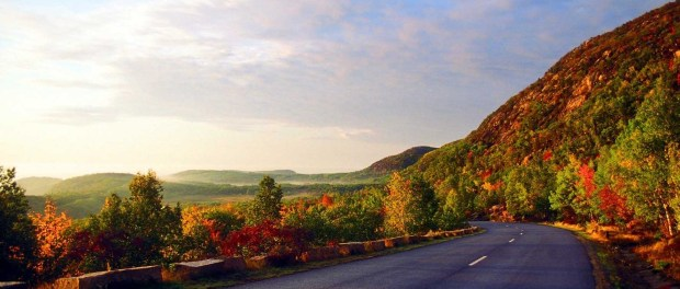 Acadia National Park Scenic Loop. - Foto: Maine Office of Tourism