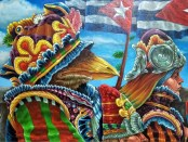 Vision of Cuba. - Foto: Florida Keys Council of the Arts