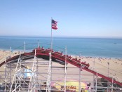 Achtion im Dipper V erleben. - Foto: Santa Cruz Beach Boardwalk
