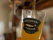 Greenport Harbor Brewing auf Long Island. - Foto: Kaus Media