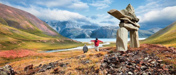 Unendliche Natur in den Torngat Mountains. - Foto: Newfoundland and Labrador Tourism/Barrett and MacKay