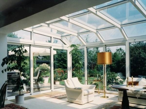 Фото оформление зимнего сада в доме: зимний сад в доме на ...