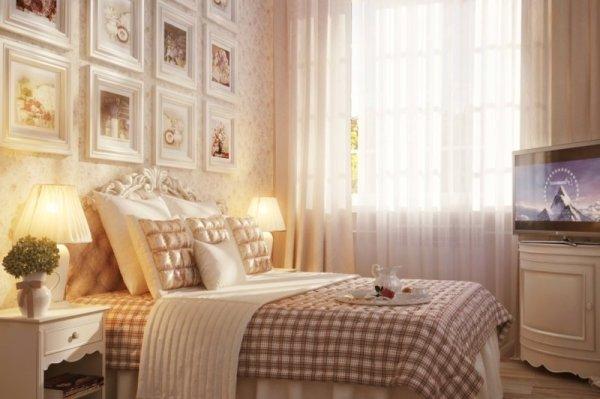Прованс стиль фото спальня: Спальня в стиле прованс — 165 ...